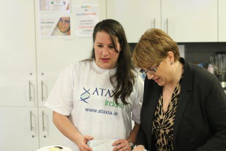 Ataxia Bake Morning 061