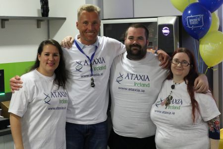 Ataxia Bake Morning 148